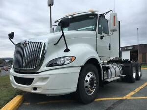 2017 International ProStar+ Day Cab - 525 HP!