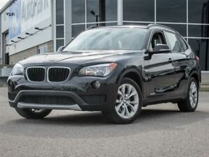 2013 BMW X1 xDrive| Heated Leather Interior + Steering Wheel|