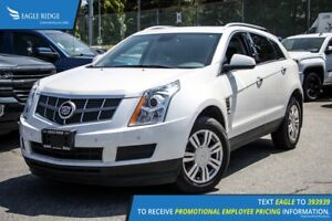 2012 Cadillac SRX Luxury Collection Sunroof and Heated Seats