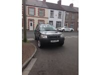 Landrover diesel 2004 cheap car for the money drives a1