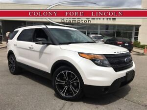 2015 Ford Explorer FORD CERTIFIED, LOW % RATES & EXTRA WARRANTY!
