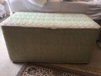 Bedroom furniture - linen box