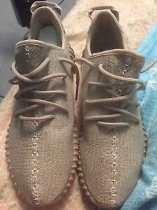 YEEZY OXFORD TANS