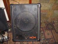h/h pa full range pa speakers