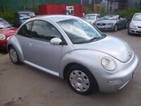 Volkswagen BEETLE,1596 cc 3 door hatchback,private reg included in sale,runs and drives well