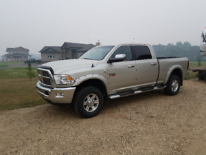 2010 Dodge 2500 Laramie Cummins 4X4 SB