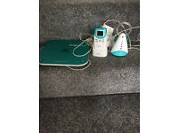 Angelcare baby monitor and pad