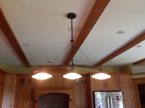 Like new Kichler ceiling light