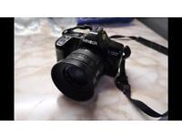 Minolta syntax 3000i inc and 35- 80mm f4 5.6 lens camera