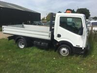 2007 Nissan Cabstar 2.5 dCi 35.13 Basic + Chassis Cab 2dr Diesel Manual