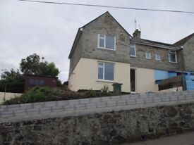 3 bedroomed property to let in St Ives Cornwall