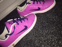 Pink Nike Trainers Women Size 4-5