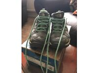 The North Face walking shoes, UK 4, excellent condition.