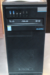 Tour d'ordinateur Asus intel i3