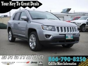 2016 Jeep Compass Sport - Aluminum Wheels -  Fog Lamps -  Cruise