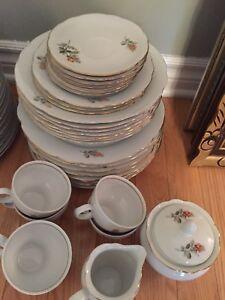Set de vaisselle de qualité