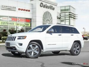 2015 Jeep Grand Cherokee OVERLAND | DIESEL | NAVI | PANORAMIC RO