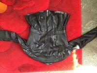 H&M Black Jacket - Size 14 - Worn once