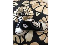Children's Converse trainers