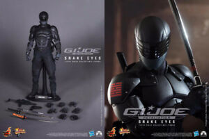 Hottoys GI Joe Storm Shadow & Snake Eye