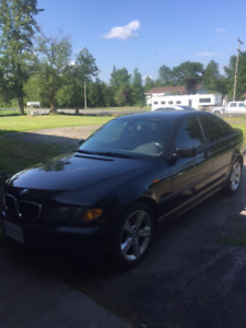 2005 BMW 325i SPORT fully loaded priced to sell!