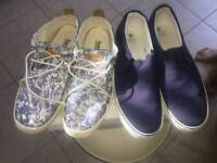 Timberland / M&S shoes new