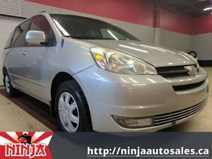2004 Toyota Sienna LE Power Sliding Door And Vents