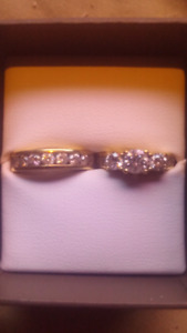 Engagement and wedding rings for trade