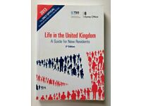 Life in the UK official book