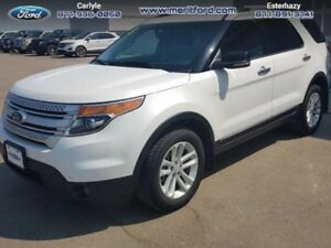 2013 Ford Explorer XLT  - one owner - local - trade-in - sk tax