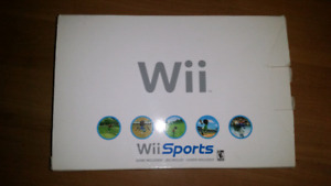 Nintendo wii sports + ensemble rock band.