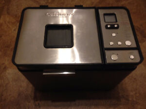 Cuisinart convection Bread Maker - clean and barely used!
