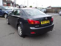 2007 Lexus IS 220d SE 4dr 4 door Saloon