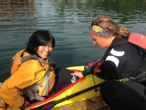 2 for 1 deal on 1 or 2 day Paddle Canada Basic or Level 1 course