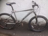 Specialized Hardrock Sport. Men's MTB. Fully serviced, fully safe and ready to go.