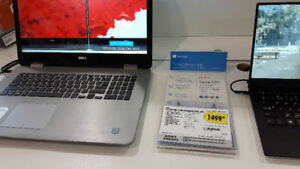 """Dell Inspiron7000Series 2-in-1(i7)17.3""""FullHD1080Touch $1300 obo"""