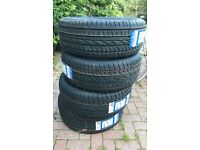 235 50 18 tyres each