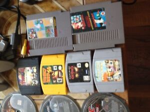 4 nintendo 64 games, and more