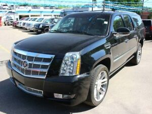 2014 Cadillac Escalade ESV PLATINUM EVERY OPTION FINANCE AVAILAB