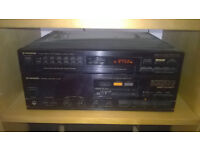 Pioneer Stereo Amplifier A-X420 + Tuner F-X420L Only £25