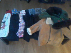 Girls size 5T clothing
