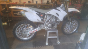 2008 yz450 low hours trade for 4x4 atv