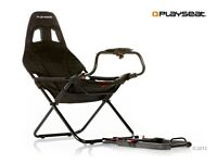 Playseat Challenge racing game seat. Assembled once, with original box.
