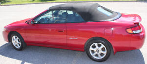 2001 Toyota Solara SLE V6 Convertible - Reduced Price!!!