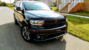 Dodge Durango 2015 (rallye edition)