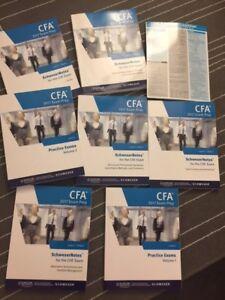 Kaplan Schweser CFA L2 2017 Study Notes - FULL SET