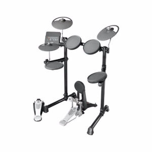 Yahama Electronic Drum Set (DTX450K) with sticks and stool