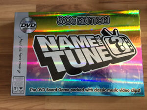 Name that Tune DVD game