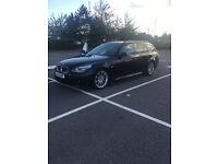 BMW 525D MSPORT IN BLACK
