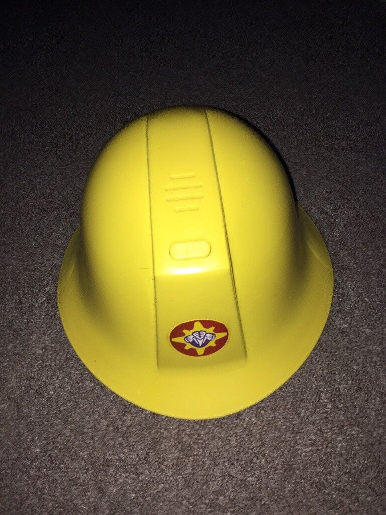 Fireman sam hat with sounds